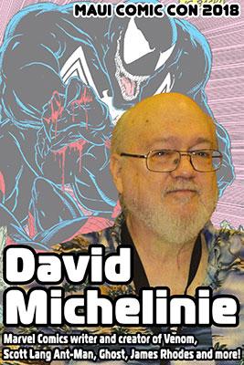 DAVID MICHELINIE